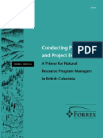 A Primer for Natural Resource Managers in British Columbia