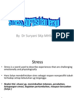 Stress Adaptasi Mhs Program A