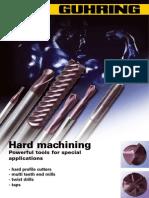 Hard Machining