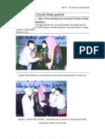 Bukti-bukti Keterkaitan jaringan Al Sofwa, At Turots, Ikhwani dkk - Bab II Al Irsyad AL Islamiyyah - Kerusakannya