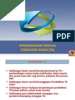 Transformasi T6 Selangor