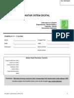 Borang Praktikum Digital 2013 Modul 5 - Elektro
