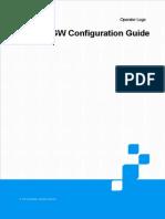 ZTE ZXUN xGW Configuration Guide