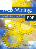 Web Mining Applications and Techniques