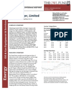 Initiating Coverage Schlumberger Limited