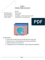 Contoh Business Plan Sederhana Pdf