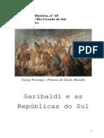 Garibaldi Livro
