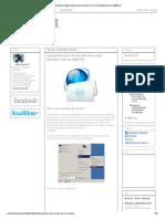 Implementacion de Servidor de Correo Windows Server 2008 R2