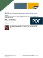 Using SAP XI_PI Predefined Content