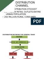 HUL Distribution