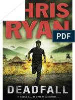 Deadfall by Chris Ryan | Extract
