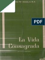Alonso, Severino - La Vida Consagrada