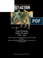 Boltaction Poster