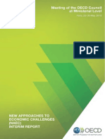 New Approaches to Economic Challenges -OECD, Paris, 2013