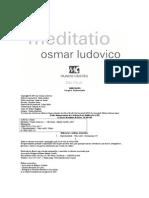 Meditatio - Osmar Ludovico