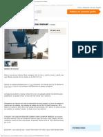 Ladrillera Adobera Ecologica Manual - Acambay - Otras Ventas - Maquina Fabri