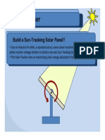 How to Build a Solar Tracker