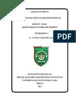 Tbc Dengan Hemaptoe (Delima)