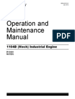 Perkins_Operation and Maintenance Manual