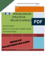 Pelan Strategik Kelab Olahraga 2014