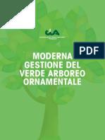 Guida CIA- MODERNA GESTIONE DEL VERDE ARBOREO ORNAMENTALE