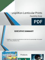 DupliKon Lenticular Prints
