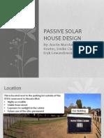 stem passive solar building design
