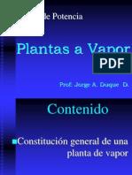 Plantas a Vapor Primera Parte 4.0 3era. Reducida