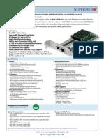 Datasheet AOC STGN i2S