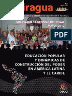 Piragua37 VII Asambleaceaal2012