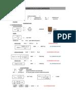 desarrollo de elementos en flexocompresión