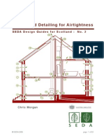 Design & Detailing for Airtightness – SEDA