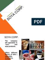 Soya Corp Edited