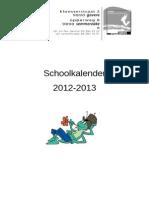 Schoolkalender