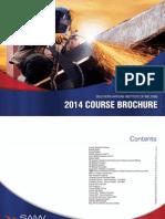 SAIW 2014 Course Brochure PDF