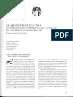 Amodio, Emanuele El Monstruo Divino