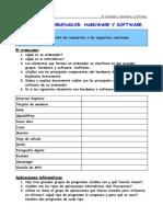 P01 El Ordenador.hardware y Software