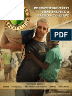 Appleseed Expeditions  2014/15 Brochure