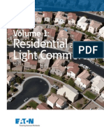 1.Volume1 - Residential and Light Commercial