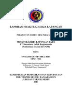 Laporan PKL Politeknik Negeri Banjarmasin Di Nusantara Indah Sistem Pengereman Pada Mobil(Muhammad Miftahul Riza)