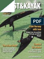 Spring 2014 Coast&Kayak Magazine