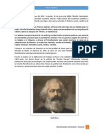 Marx y Lenin