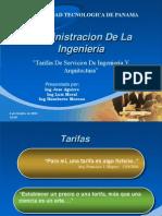 Administracion de La Ingenieria