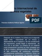 Comercio Internacional deTaninos