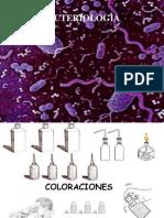 Bacteriologia - Coloraciones. Micro (1)