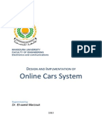 online cars system