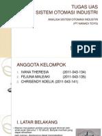 analisa sistem otomasi perusahaan