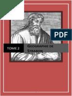 Géographie de Strabon - Tome 2 - http://www.projethomere.com