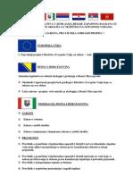 Aktuelna legislativa iz oblasti tretmana otpadnih voda u zemljama regije Zapadnog Balkana
