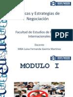 PPT Tecnicas y Estrategias de Negociacion 2012